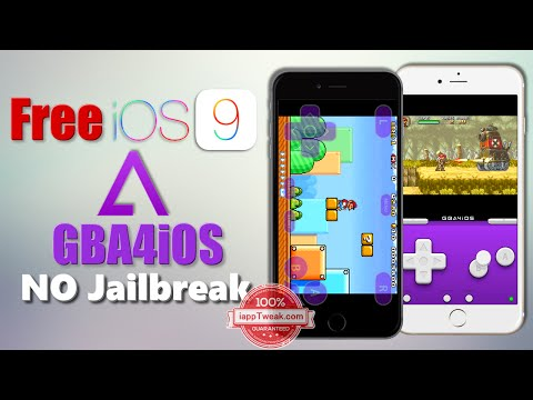 Download and Install GBA4iOS on iOS 9.2.1/iOS 9.3 without Jailbreak