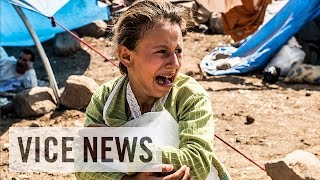 Yazidi Refugees Escape Islamic State Fighters: The Battle for Iraq (Dispatch 6)