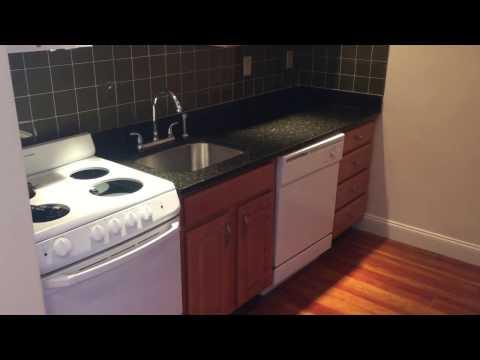 Boston Apartment Video Tour, 1Bedroom Newton, MA