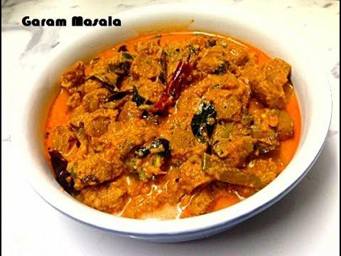 Soybean Chunks Curry (like Beef Curry)