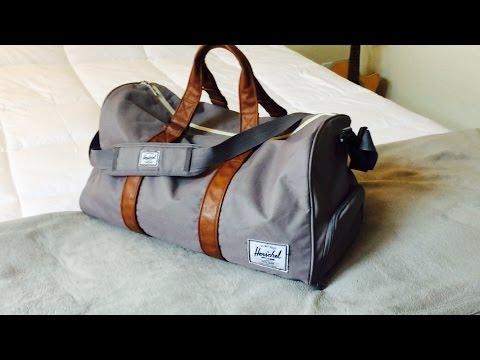 My Style 101: The Weekender Bag
