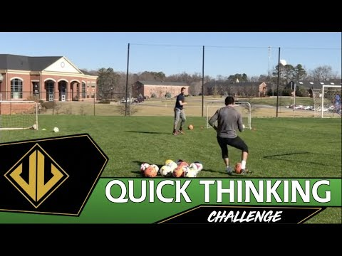 One Soccer Drill To Improve Decision Making and Speed Of Play!