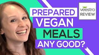 🌱 Veestro Review 2020: Unboxing \u0026 Meals (Taste Test)