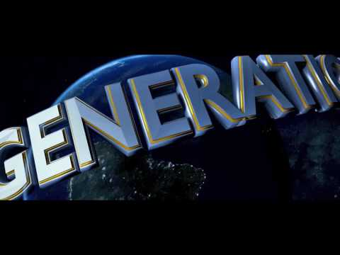 Blender and Premiere Pro: Universal 9C GENERATIONS intro