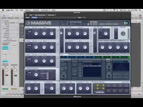 How to Make a Dutch House Synth in Massive