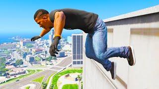 GTA 5 FUNNY CRAZY MOMENTS #18 - GTA V Funny Moments & Fails