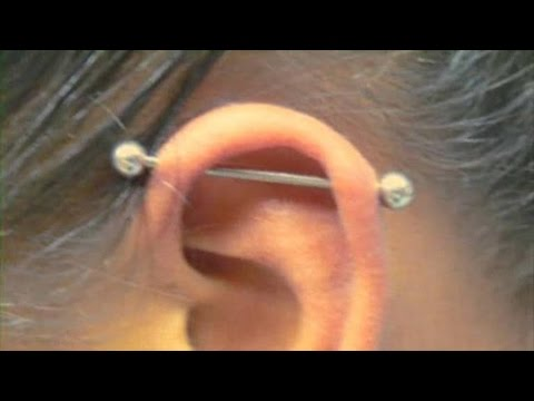 What Is an Industrial Piercing? | Body Piercings