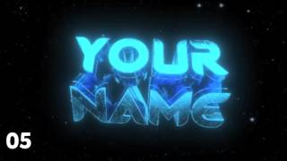 Top 10 Blender Intro Templates Download Sony Vegas 14 Free