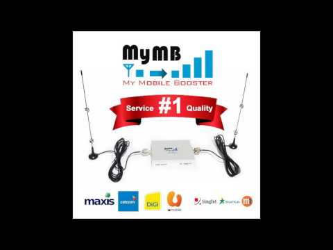 How does Mobile Signal Booster Work - From Malaysia Mobile Signal Booster (MYMB)