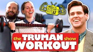 The Truman Show 'Train Like Truman' Workout Challenge   Movie Buff   AMC Digital Series