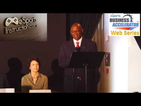 The Global Business of Sports Conference 17 Reginald Grant eSportsInstruction com Opening2