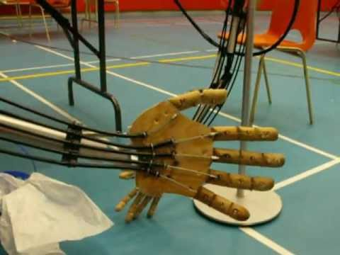 The Mechanical Mimicking Arm!!!