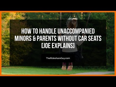 How to Handle Unaccompanied Minors & Parents Without Car Seats [Joe Explains]