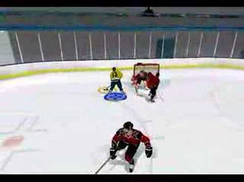NHL 08 chance