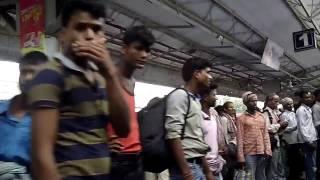 Saharsa Junction Jansewa express crowd
