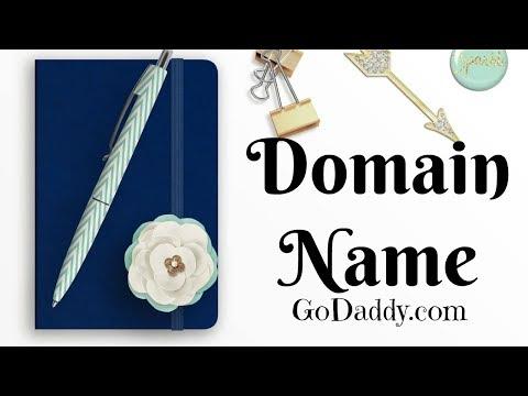 How to create a Paparazzi Domain Name?