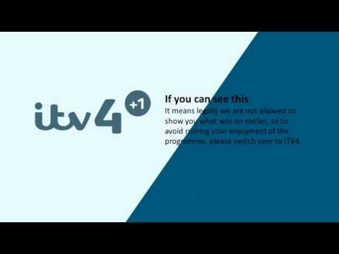 ITV4+1 Legal Message 2013 Mock