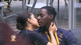 Lip locking love interestss | Big Brother: See Gobbe | Africa Magic