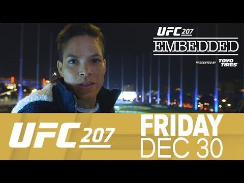 UFC 207 Embedded: Vlog Series - Episode 4