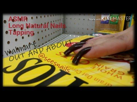ASMR at Walmart