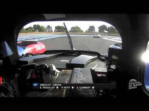 ELMS - 4 Hours of Le Castellet: Onboard Lap with Graff Racing #39