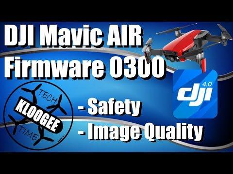 DJI Mavic Air Firmware 01.00.0300