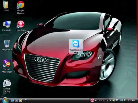 how to download and install TeamViewer