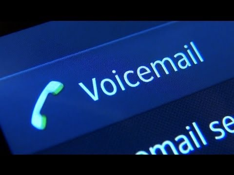 How to Setup Voicemail settings on SONY XPERIA Z