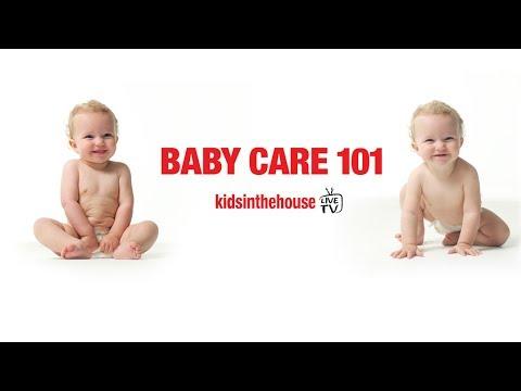 Baby Care 101. Leana Greene & Brooke Burke-Charvet Live Show Trailer