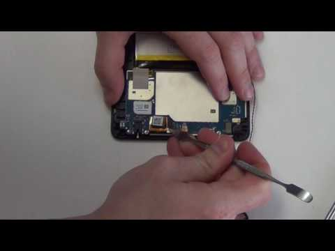 How to Take Apart the Amazon Kindle Fire - Model # SV98LN