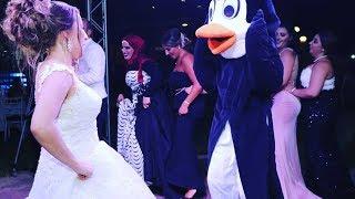 PENGUINE DANCE رقصة البطريق بالفلسطيني 2017