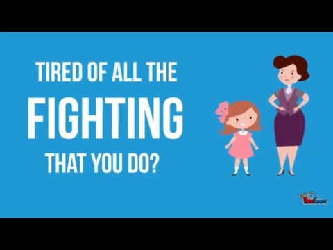 Want to stop fighting with your parents? Watch this.