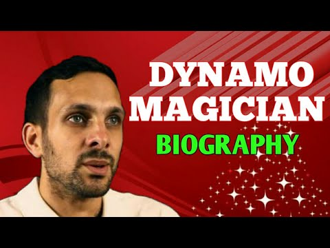 Dynamo Biography||The Best Magician||Steven Frayne