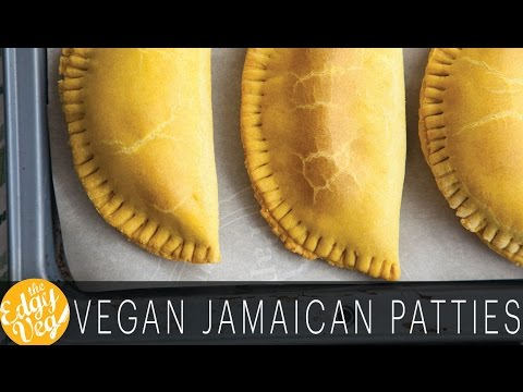 Vegan Recipe: Jamaican Patties | The Edgy Veg