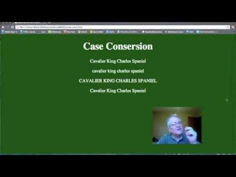 Case Conversion