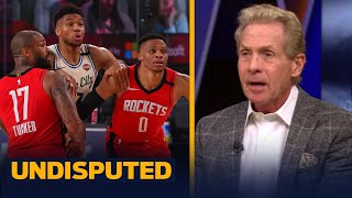 'I've never seen anything like these Houston Rockets!' — Skip Bayless   NBA   UNDISPUTED