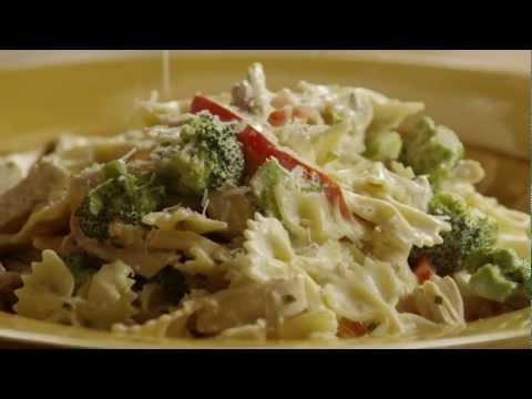 How to Make Chicken and Bow Tie Pasta   Pasta Recipe   Allrecipes.com
