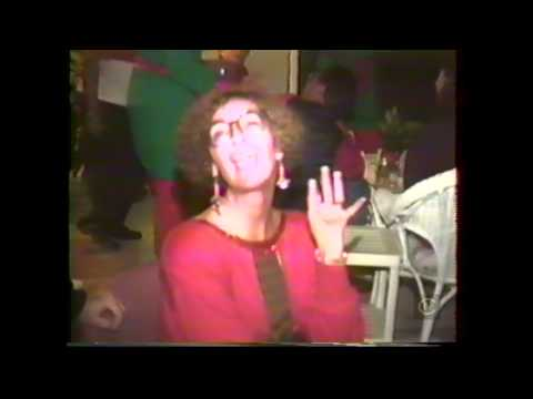 Christopher Nejman - Christmas Vault Videos - 1991 to 1994 - The Early Sewing Years