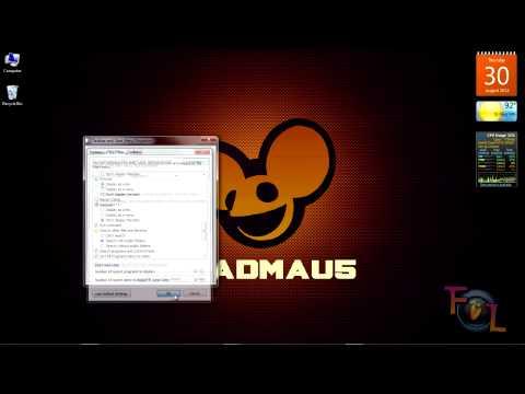 How to Stop Massive from Crashing FL Studio (Windows 7)