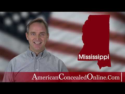 Concealed Carry Permit Mississippi