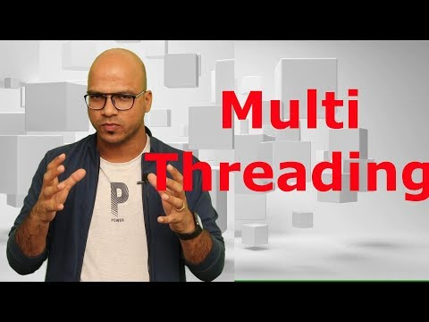 MultiThreading in Java Theory