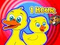Five Little Ducks Plus More Children S Songs 1 Hour Kids Nur