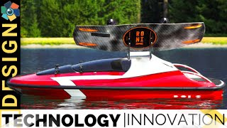 10 New Personal Watercraft Inventions available in 2019 and 2020