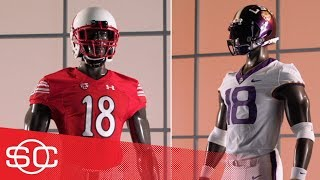 2018 Week 8 of college football uniforms: Oregon State, Utah, LSU, UConn Gear Up   SportsCenter