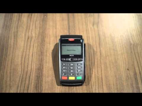 Settle a Batch on an Ingenico iCT220, iCT250, iWL220 and iWL250 Credit Card Machine