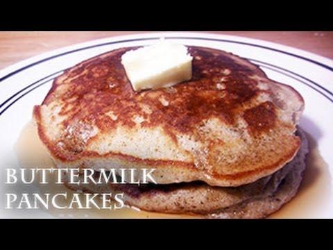 Recipe: Cinnamon Buttermilk Pancakes