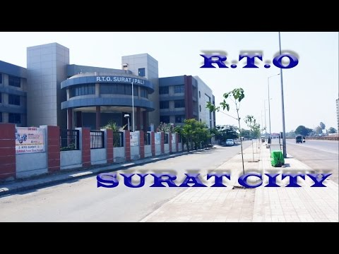 RTO at Pal | Surat City Gujarat | Procedure for Learning Licence