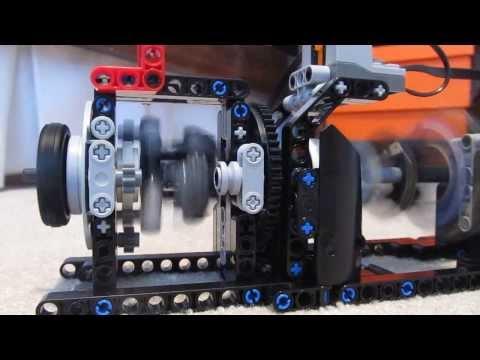 Lego Technic: Auto. Shift Governor