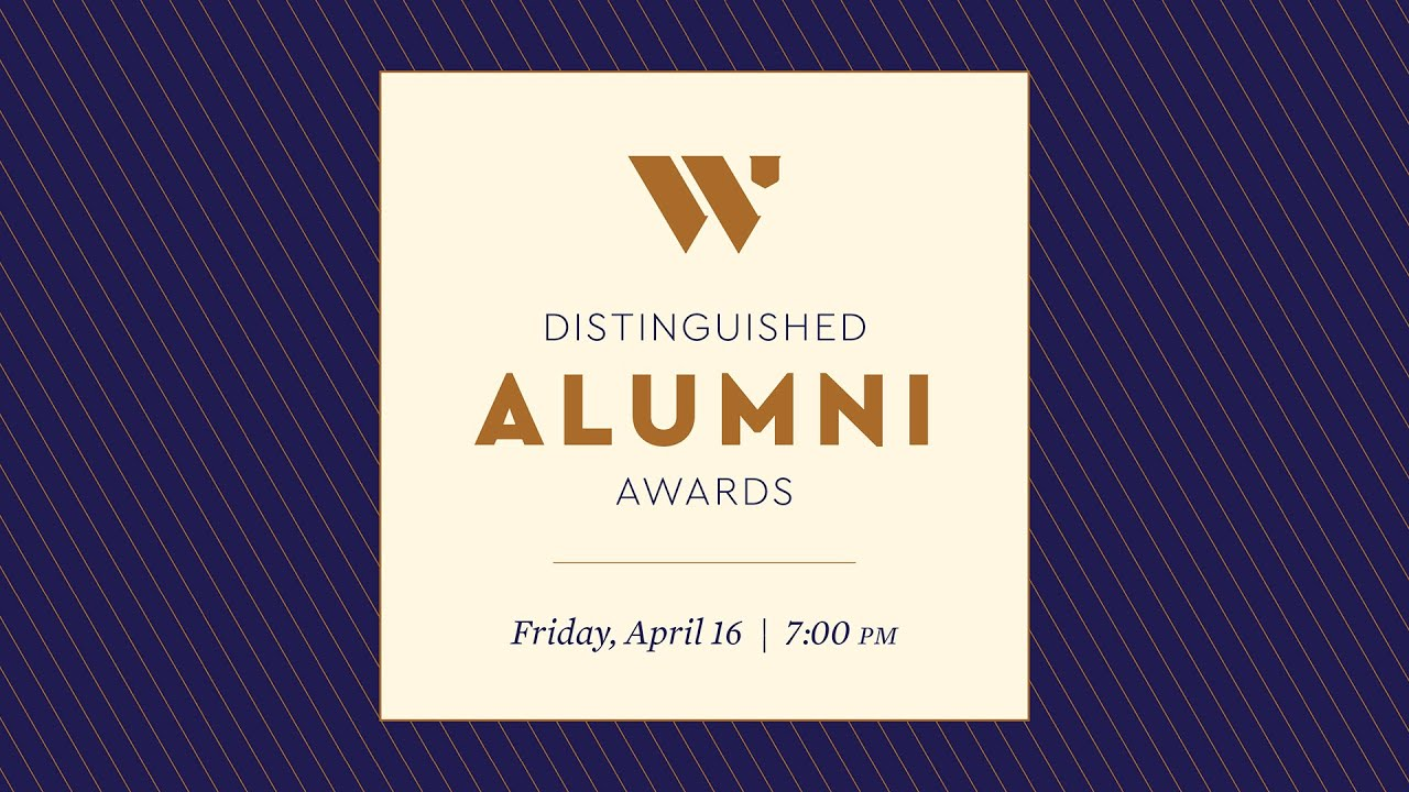 Distinguished Alumni Awards and Hall of Fame Induction 2021