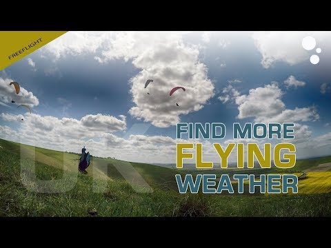 Find more flying weather: Flybubble Weather paragliding forecasts (UK)